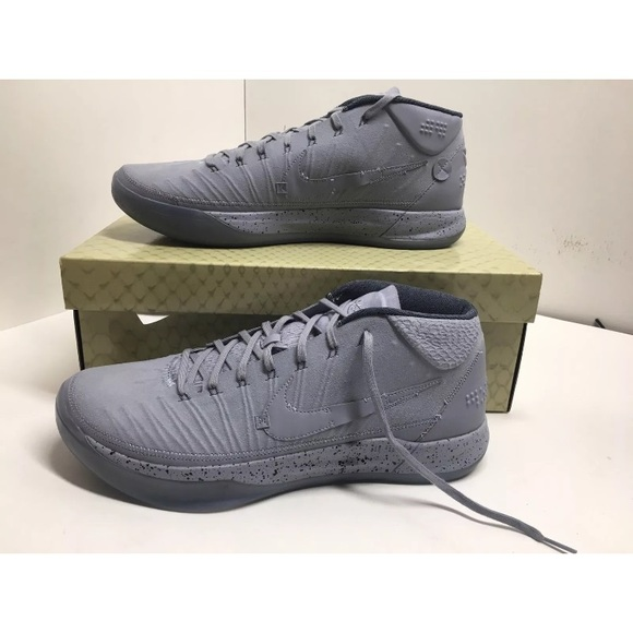 best service 77ee1 b1b11 Nike Kobe A.D. Mid Detached Glacier Grey. Sz 13